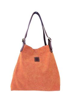 Brown Note, Summer Handbags, Orange And Turquoise, How To Make Handbags, Summer Accessories, Black Canvas, Canvas Leather, Natural Leather, Black And Brown