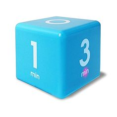 Amazon.com: Datexx The Miracle Cube Timer: Health & Personal Care