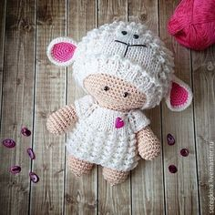 Lovely sheep softie