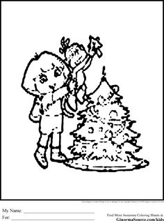dora christmas coloring pages - Hobbit Dwarves Coloring Pages