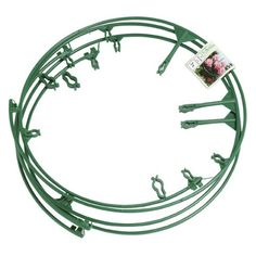 OBI Přídržný kruh na trvalky nastavitelný,3 ks