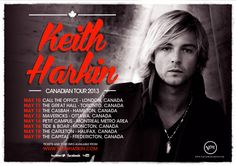 #keithharkin #ontour #onlyliveonce #official #tourdates http://fb.me/HZfGquH9