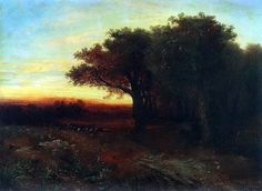 Закат, 1862