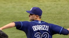 Jake Odorizzi will start the Rays' spring opener Wednesday against the Nationals at Charlotte Sports Park. The Rays get a round of golf in before the game. (3-2-16)
