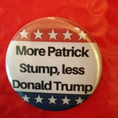 #MoreStumpLessTrump - PETE'S OLD ENOUGH TO RUN FOR PRESIDENT LET'S DO THIS SHIT