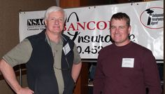 Casey Roats from Roats Water Systems Inc stopped in to say hi at the Oregon Association Water Utilities Annual meeting in Sunriver