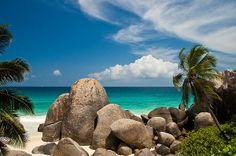 Seychellen Traumstrände - #Seychelles #beach