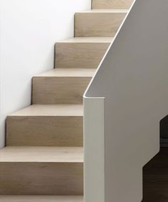 Little White House, London, 2014 - Stiff + Trevillion Architects Staircase Handrail, New Staircase, Interior Staircase, Stair Railing, Staircase Design, Interior Architecture, Interior And Exterior, Interior Design, Railings
