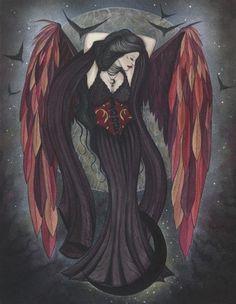 jessica galbreth angels   ANGE OU DEMON-JESSICA GALBRETH-DARK ANGEL