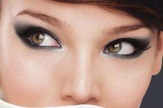 Tips de Maquillaje para Ojos Ahumados - Para Más Información Ingresa en: http://maquillajedefantasia.com/tips-de-maquillaje-para-ojos-ahumados/