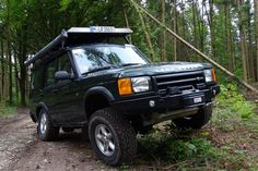 4wheel24 - Land Rover Discovery II TD5 SE