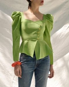 Trend Fashion, Fast Fashion, Fashion Design, Stylish Tops For Women, Winter Tops For Women, Hijab Stile, Crop Top Outfits, Mode Hijab, Looks Style