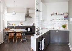 Small Home in Grey Shades // Мъничък дом в сиви нюанси | 79 Ideas