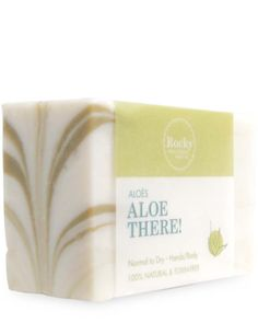 Aloe Soap hydrates and nourishes dry and weather-beaten skin. We only use fresh, natural ingredients. Soap Maker, Best Soap, Soap Packaging, Dry Hands, Key Ingredient, Shea Butter, Aloe, Peppermint, Health And Beauty