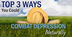 Depression is not likely caused by unbalanced brain chemicals; however, there are a number of other biological factors that appear to be highly significant. http://articles.mercola.com/sites/articles/archive/2015/01/22/depression-causes.aspx