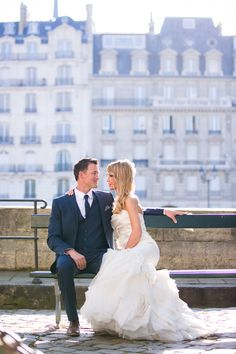 Glamorous Elopement in Paris from One and Only Paris Photography  Read more - http://www.stylemepretty.com/destination-weddings/france-weddings/2013/10/08/glamorous-elopement-in-paris-from-one-and-only-paris-photography/
