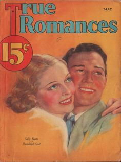 True Romances. Maig 1933.