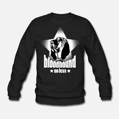 Bloodhound Männer Pullover Bloodhound, Unisex, Sweatshirts, Sweaters, Beautiful, Design, Fashion, Cool Sweaters, Knit Jacket