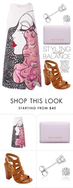 """""""Apr 20th (tfp) 1350"""" by boxthoughts ❤ liked on Polyvore featuring Giamba, Ted Baker, Bamboo, Amanda Rose Collection and tfp"""