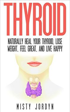 Thyroid Disease: Naturally Heal Your Thyroid and Manage Hyperthyroidism and Hypothyroidism by Misty Jordyn, http://www.amazon.com/dp/B00R7QEB4G/ref=cm_sw_r_pi_dp_v9r0ub1N6A3HB 27/01/15