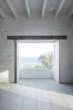 6A Architects: Coastal House — Thisispaper — What we save, saves us.