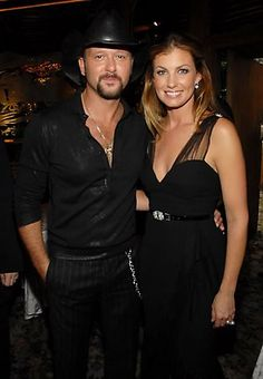 Tim McGraw and FaithHill