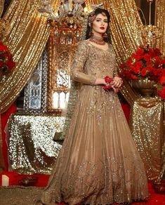 Shadi Dresses, Pakistani Dresses Casual, Pakistani Wedding Dresses, Pakistani Bridal, Boho Wedding Dress, Dream Wedding Dresses, Beautiful Dresses, Nice Dresses, Flower Girl Dresses
