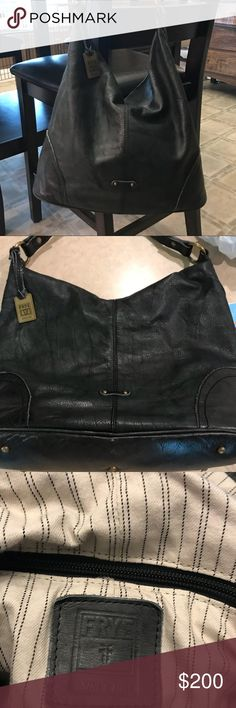 Frye hobo purse Excellent condition, smoke free Frye Bags Hobos