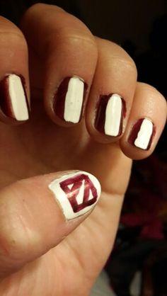 DotA 2 Nails