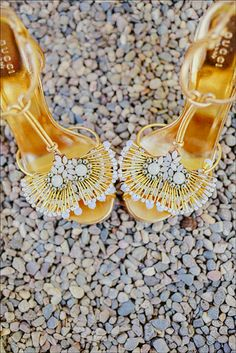 I would soooo wear these for my wedding - amazingggg - gucci shoe beauties Fab Shoes, Unique Shoes, Dream Shoes, Pretty Shoes, Gucci Shoes, Crazy Shoes, Beautiful Shoes, Me Too Shoes, Shoes Heels
