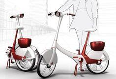 Bicicleta Chic Raymon Hung 1