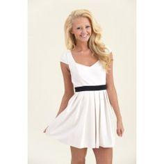 Heart on Your Sleeve Dress - $48.00