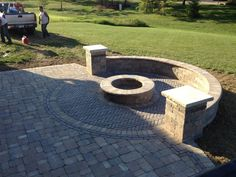 Paver Patio in Washington Courthouse, OH