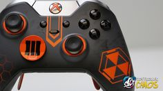 Custom Xbox One Elite Controllers Announced By Controller Chaos ...