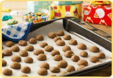 Recept voor Kruidnoten met M&M's