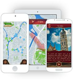 Play and discover Ghent with Ojoo