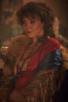 BBC Two - Peaky Blinders - Polly Gray (Helen McCrory)