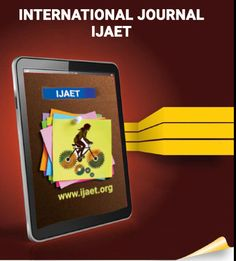 Speed up your research.Publish with IJAET Research, Journal, Paper, Search, Science Inquiry