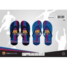 Chanclas del Barça