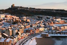 @littlelottee20    Scarborough - Simply the best sea view whatever the weather! #PictureThisTPE