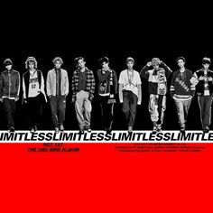NCT 127 – Limitless | 2nd Mini Album
