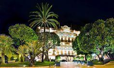 Hotel Hermitage in Monte Carlo, Monaco - phot. Hermitage Monaco, Las Vegas Hotels, Four Seasons Hotel, Nightlife Travel, Monte Carlo, Night Life, Opera House, Cruise, Mansions