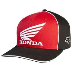 Fox Racing Honda Team Flexfit Hat S M 9a11a1bc372