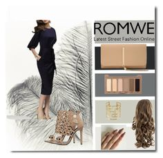 """""""Romwe I/10"""" by m-sisic ❤ liked on Polyvore featuring Seed Design and Urban Decay"""
