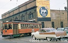 Chicago street cars - Google Search. With a favorite Chicago snack in the background, Jays potato chips.