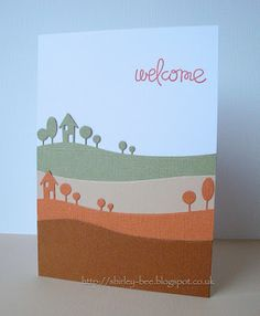 shirley-bee's stamping stuff: Welcome!