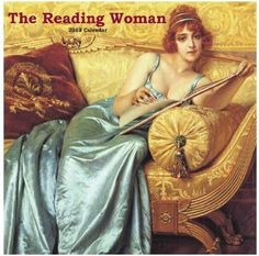The Reading Woman - 16-Month 2013 Wall Calendar: Home & Kitchen