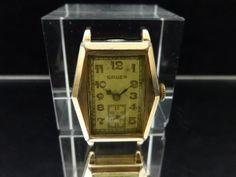 Gruen 50 s Watch Antique