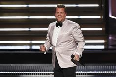 James Corden will return to host the Grammys in 2018. TheLate Late Showhost revealed at the CBS upfronts presentation on Wednesday that he'll emcee music's biggest night next year. Co…