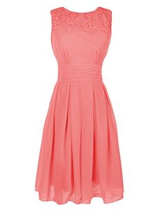 Melantha Short Prom Dress Bridesmaid Gowns with Appliques Neckline Size 2 Coral Melantha http://www.amazon.com/dp/B00RBZ3U3Q/ref=cm_sw_r_pi_dp_Q8Q5ub1N8TNMN